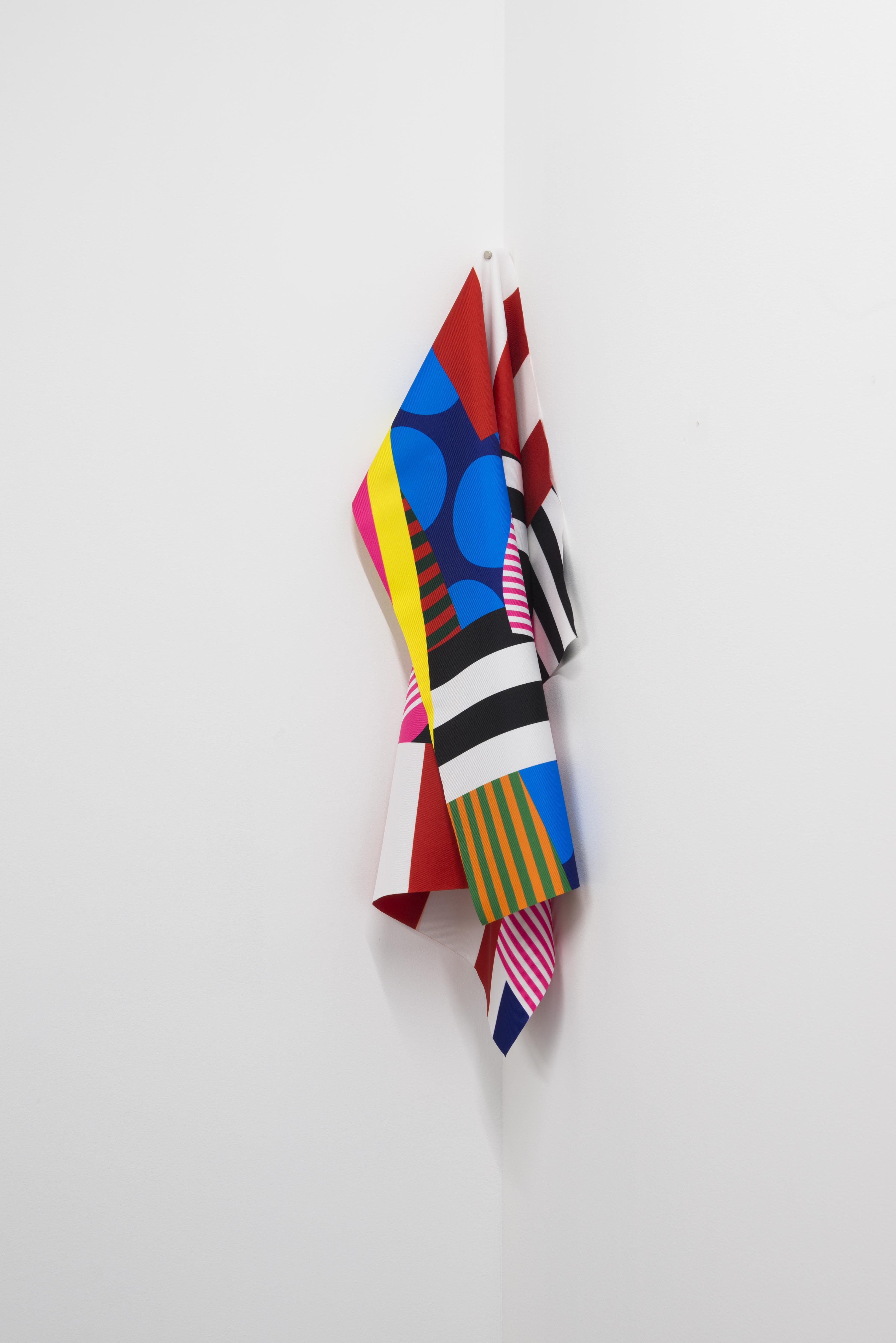 "Installation view from group exhibition ""Shunsuke Imai, Kenjiro Okazaki, Enrico Isamu Ōyama,"" 2015, Takuro Someya Contemporary Art"